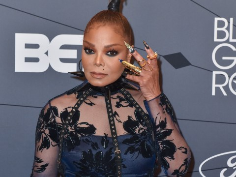 Janet Jackson oozes edgy glamour as she is honoured at 2018 Black Girls Rock Awards