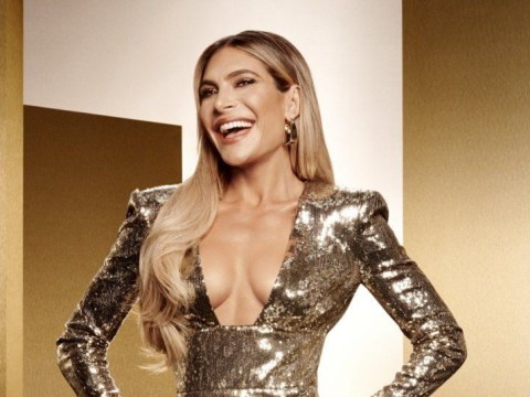 Ayda Field age, career and marriage to Robbie Williams as she joins X Factor