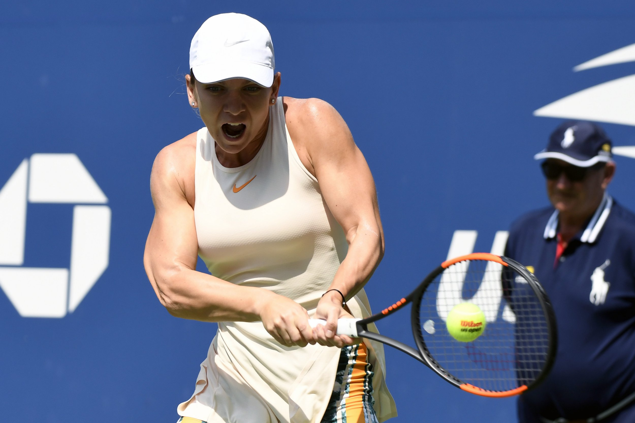 World No. 1 Simona Halep makes unwanted piece of history with shock US Open first-round exit