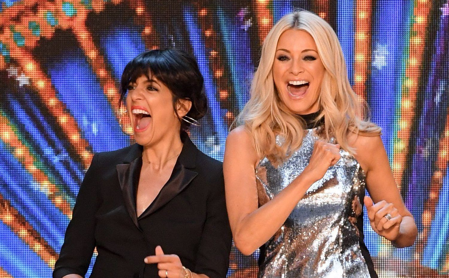 Claudia Winkleman admits she's 'evil' to Tess Daley… by making her come round to her house