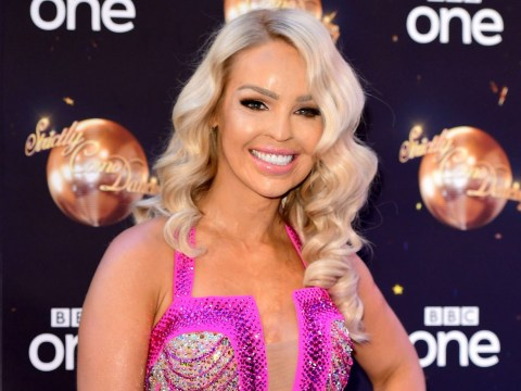 Katie Piper says she's using 'meditation to stay calm' after acid attacker is released