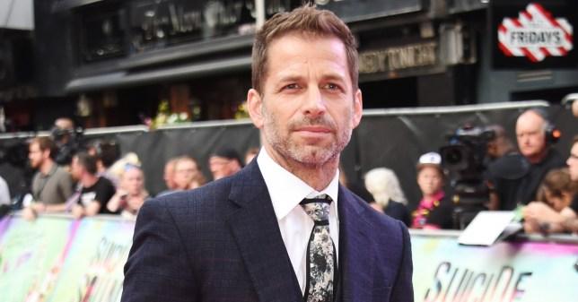 "LONDON, ENGLAND - AUGUST 03: Zack Snyder attends the European Premiere of ""Suicide Squad"" at Odeon Leicester Square on August 3, 2016 in London, England. (Photo by David M. Benett/Dave Benett/WireImage)"