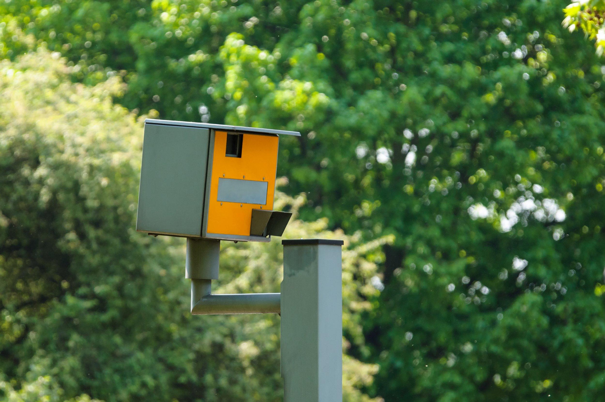 A speed camera in London,UK; Shutterstock ID 412273543; Purchase Order: -