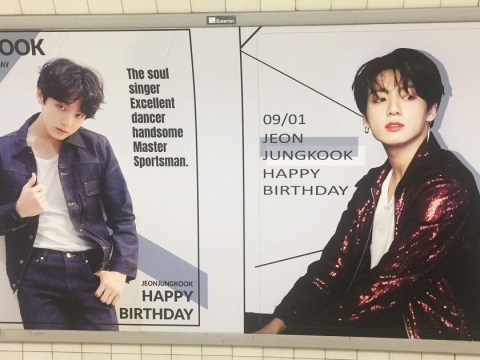 Why Jungkook's London Tube ad is just the tip of the iceberg for K-Pop gift culture