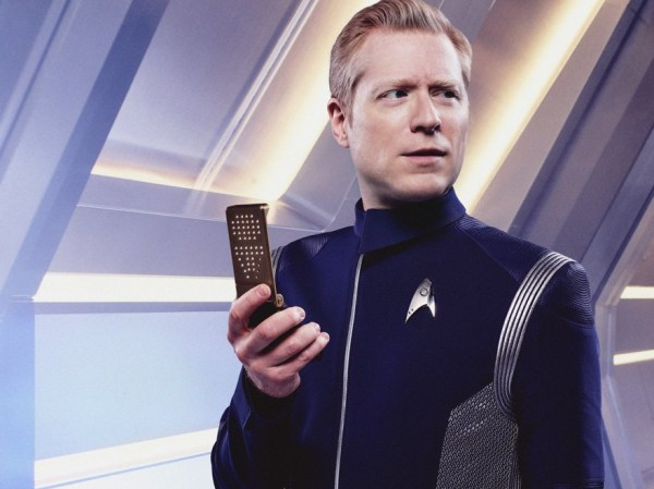 Star Trek Discovery going to court for plagerising a video game storyline Credit: CBS