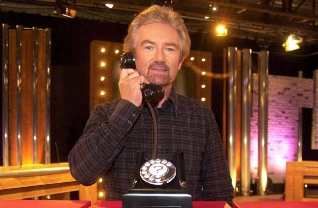 Television Programme: Deal or No Deal' TV (2006) , picture shows Noel Edmonds, Television Presenter. ITV ARCHIVE No Merchandising. Editorial Use OnlynMandatory Credit: Photo by ITV/REX/Shutterstock (680190er).