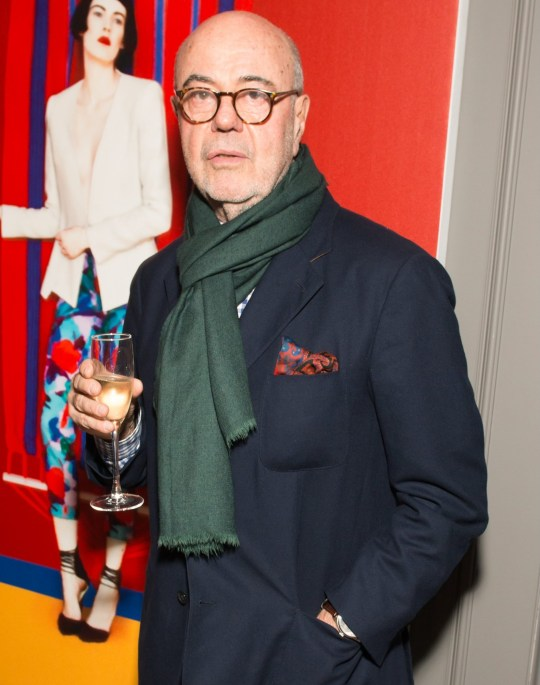 NEW YORK, NY - JANUARY 29: Etro founder Gimmo Etro attends ETRO Spring 2013 Collection Celebration Hosted By Erik Madigan Heck at ETRO Soho Boutique on January 29, 2013 in New York City. (Photo by Michael Stewart/Getty Images)