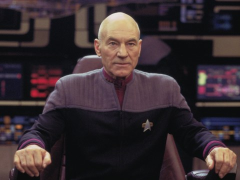 When is Patrick Stewart returning to Star Trek?