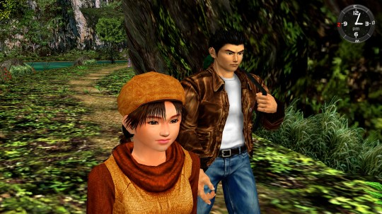 Game review: Shenmue I & II remastered are still all-time