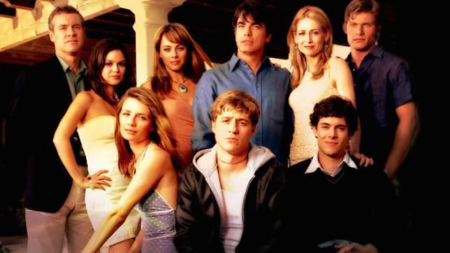 The OC cast