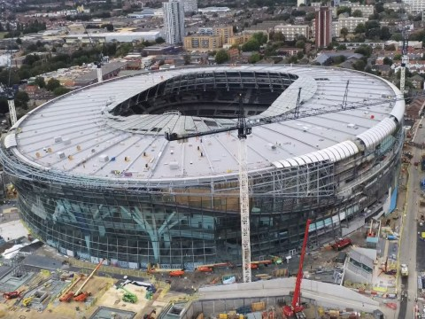 Tottenham hit by major new stadium delay: Liverpool & Cardiff games moved to Wembley