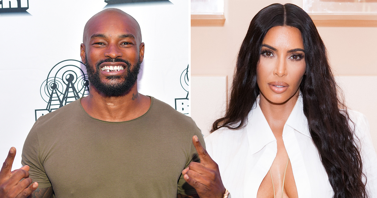 Tyson Beckford says he's not gay, but supports LGBTQ – after Kim Kardashian questioned sexuality