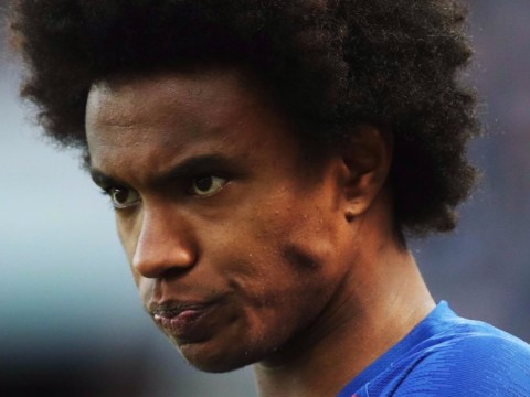Willian finally tries to explain *that* Instagram post which trolled Antonio Conte