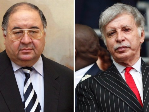 Alisher Usmanov confirms £550m sale of Arsenal shares to Stan Kroenke