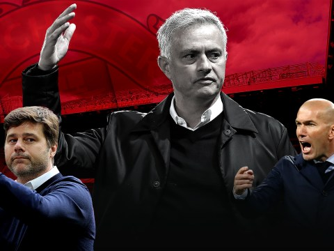 The best three candidates to succeed Jose Mourinho as Manchester United manager