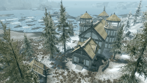 How much would a home in Skyrim cost you? The price of video game real estate has been revealed