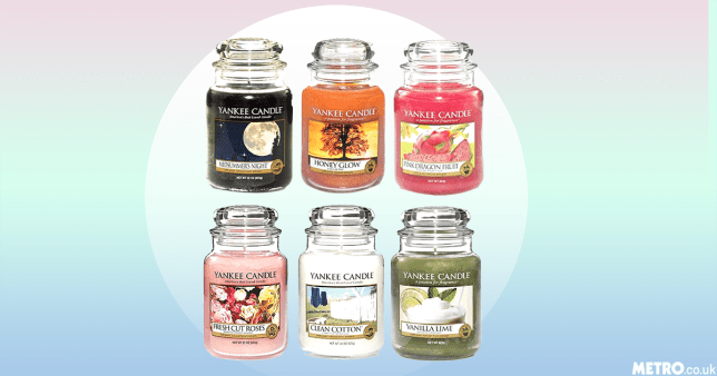 Asda Holding Yankee Candle Sale With Offers For As Little As 10p