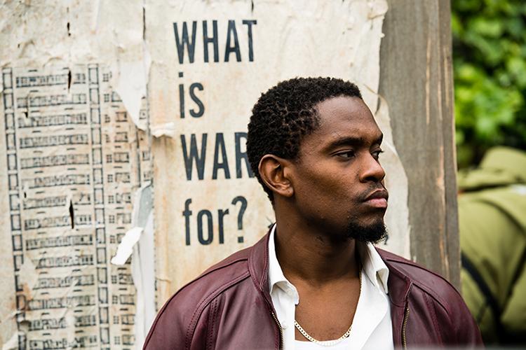 Idris Elba introduces 'partner in crime' Aml Ameen ahead of Yardie release