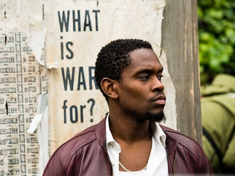 Idris Elba introduces 'partner in crime' Aml Ameen ahead of Yardie release