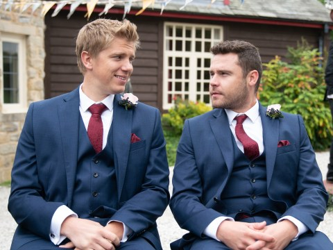 Robron fans in mourning as Ryan Hawley quits Emmerdale after five years as Robert Sugden