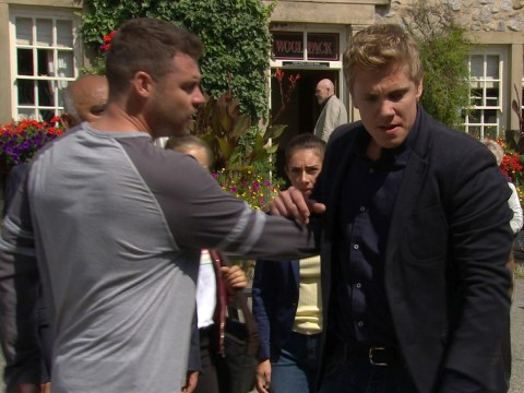 Emmerdale spoilers: Robert Sugden discovers what happened to Rebecca White?
