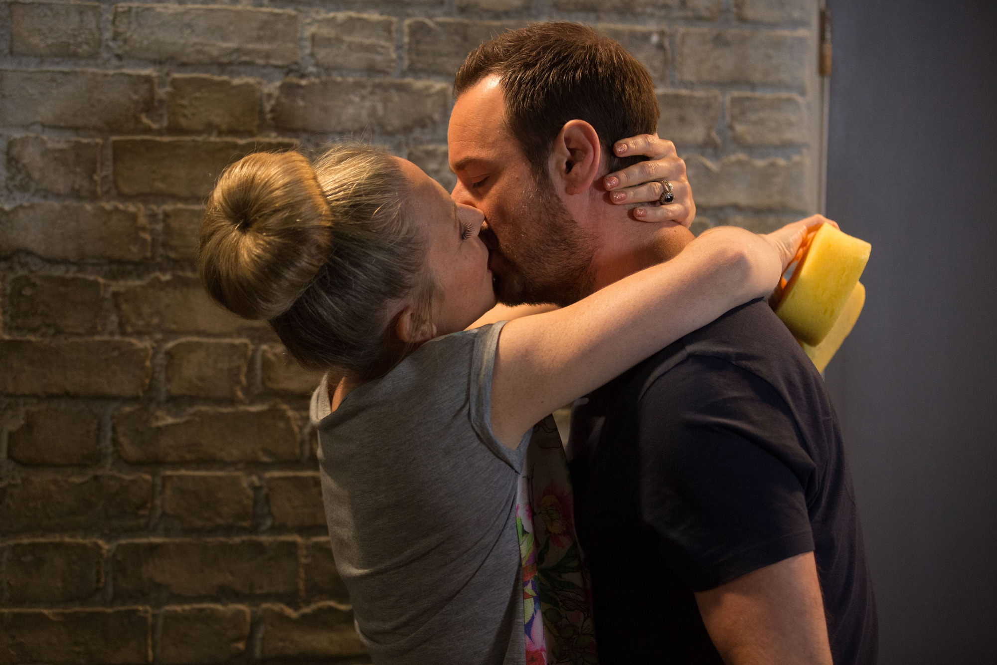 EastEnders spoilers: Kellie Bright confesses filming two-hander episode with Ricky Champ felt like cheating on Danny Dyer