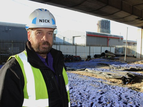 Nick Knowles reveals how he won 'wary' community around to embark on DIY SOS: Grenfell