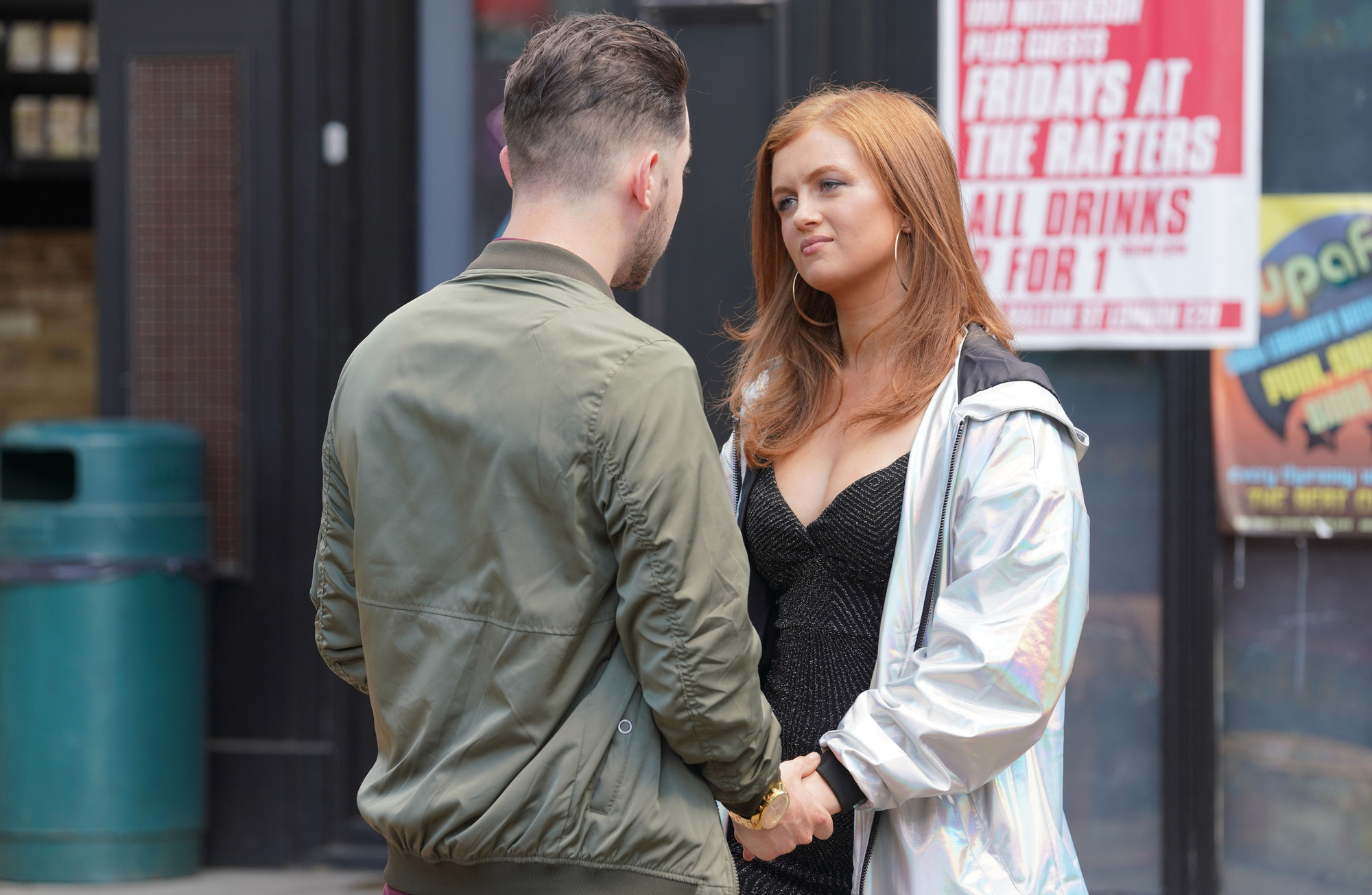 EastEnders spoilers: Tiffany Butcher in danger as the truth about Jagger is revealed
