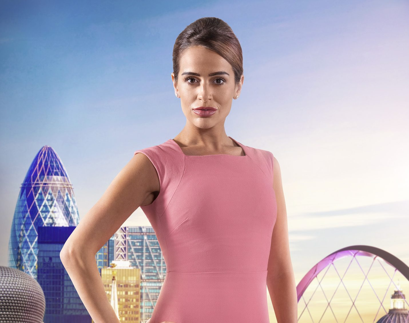 Who did The Apprentice's Sarah Byrne play in Shameless?