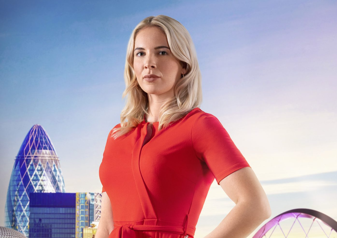 How old is The Apprentice's Camilla Ainsworth and what's her nut milk company called?