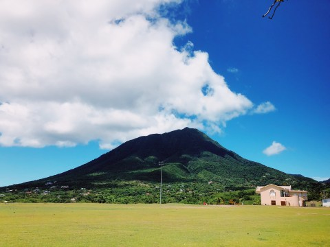 Why every runner needs to make the Caribbean island of Nevis their next race