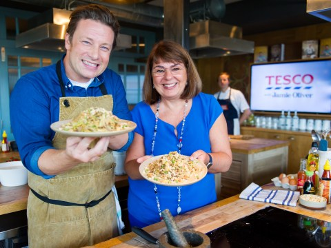 Jamie Oliver says Tesco is 'potentially the most important partnership I'll ever have'