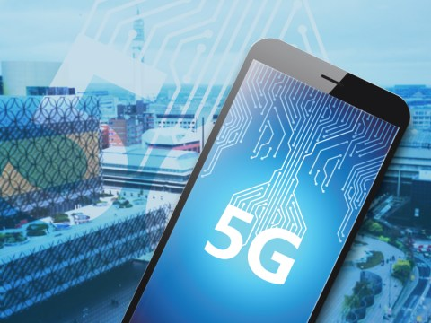 EE reveals which UK cities will be getting 5G mobile signal first
