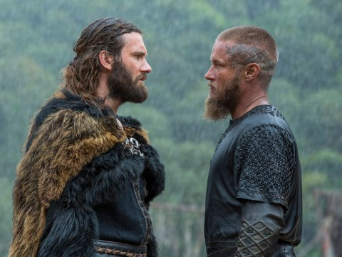 Vikings star makes fans miss Ragnar with bloody throwback pic ahead of season 5