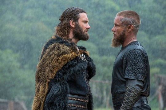 How did Rollo die in Vikings and why did he help Ivar? | Metro News