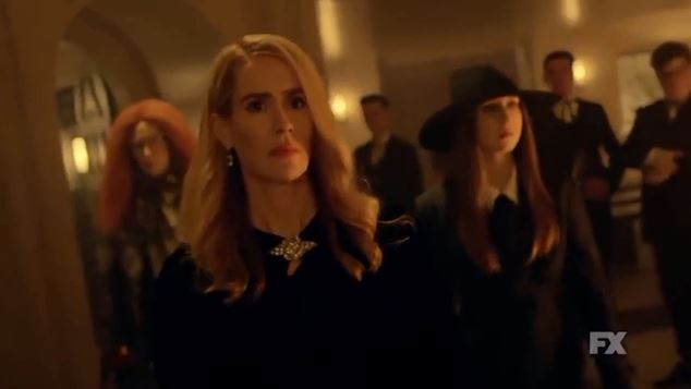 American Horror Story: Apocalypse gears up for Murder House and Coven crossover in first teaser trailer