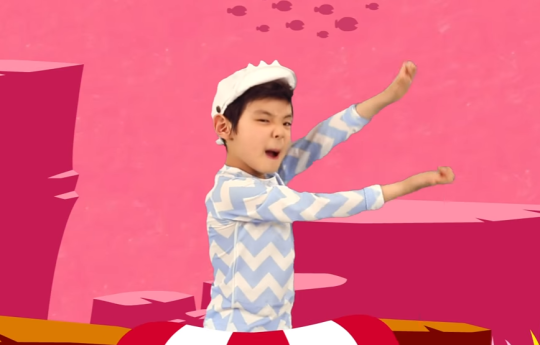 What is The Baby Shark Song and how do you do the dance