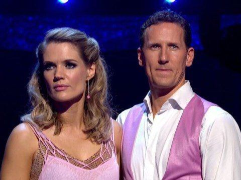 Strictly Come Dancing: Charlotte Hawkins admits she felt 'doubly-weird' during launch show over Brendan Cole axe