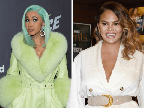 Chrissy Teigen is up for threesome with Cardi B and Rihanna