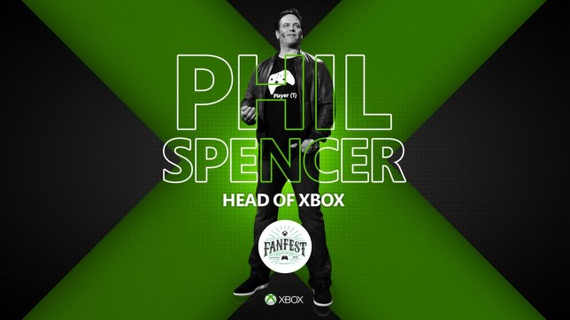 It seems like Phil Spencer has some secrets to share