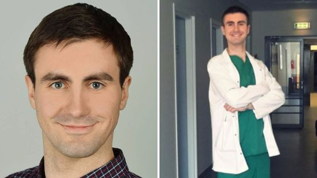 Junior doctor's body found in hospital storeroom three days after he vanished