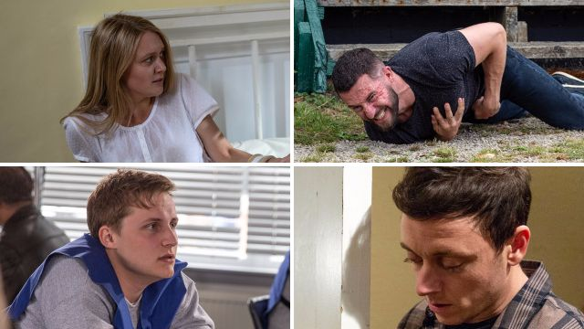 Emmerdale spoilers for Rebecca, Ross, Lachlan and Matty
