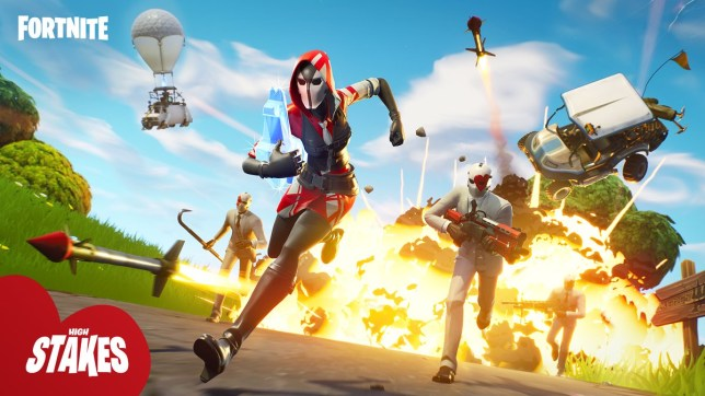 fortnite getaway limited time mode details and how to win - how does exp work in fortnite