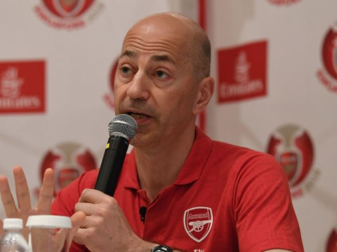 Ivan Gazidis thanks Arsene Wenger in message to Arsenal fans