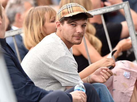 Louis Tomlinson reveals he isn't a fan of One Direction's name: 'It's pretty corny'