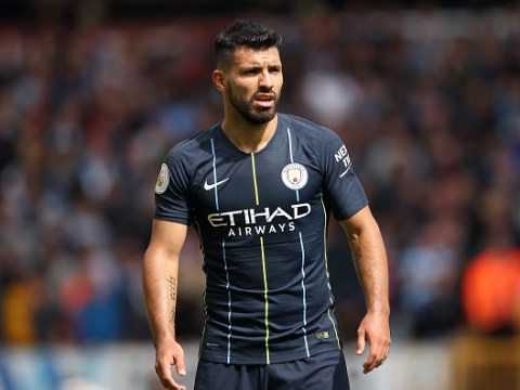 Sergio Aguero reveals the reason behind his explosive start to the season