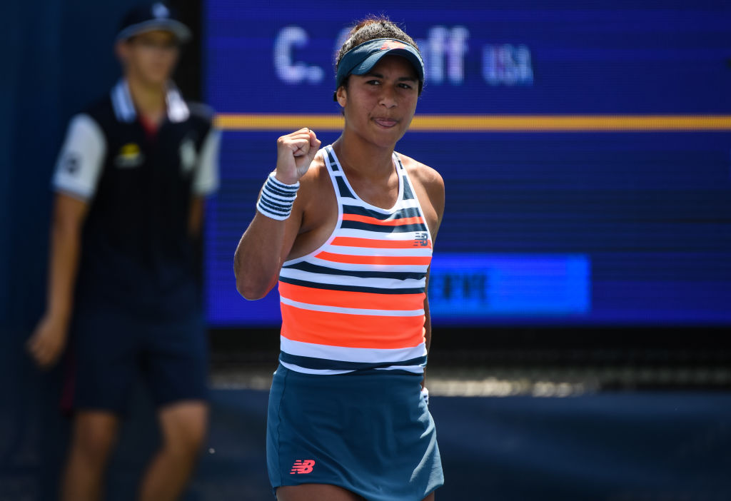After Serena Williams sexism row, Heather Watson hopes to throw the conversation forward