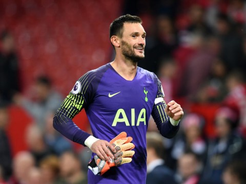 Tottenham captain Hugo Lloris hopeful of facing Liverpool at Wembley