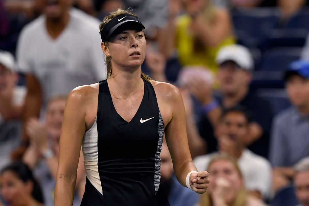 Maria Sharapova gives insight into her Grand Slam approach as other top seeds falter in New York