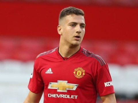 Diogo Dalot eager to make Manchester United debut after impressing in front of Jose Mourinho